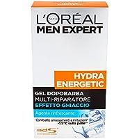 L'Oréal Paris Men Expert Hydra Energetic - Gel dopo-barba - 100 ml