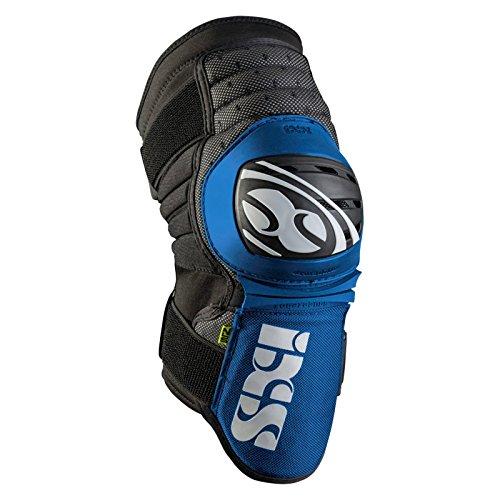 IXS Dagger Knee Guard Blue Größe M 2018 Protektor -