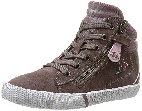 IKKS  Kesiah,  Sneaker ragazza Marrone Marron (15 Vte Taupe/Vx Rose) 38