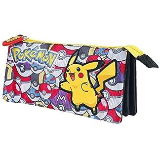 Estuche para lápices Pokemon Pikachu – Pokémon – Multicolor