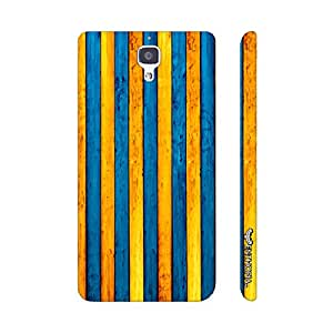 Xiaomi Mi3 Yellow To Blue designer mobile hard shell case by Enthopia
