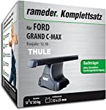 Rameder Komplettsatz, Dachträger SquareBar für Ford Grand C-MAX (116134-08996-1)