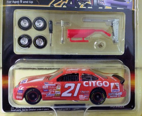 citgo-ford-taurus-21-pit-action-stock-car-service-kit-race-image-collectables-143-scale-die-cast-mod