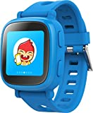 Oaxis Kids Uhr Telefon für Kinder, erste 3G SIM Karte Unterstützte Kind Smartwatch mit GPS Tracker Eignung Anti-verloren SOS Finder Geo Benzet Touchscreen (Blau) oaxis watchphone Smartwatch für Kinder: Oaxis Watchphone im Kurzcheck 51wQbtmLjHL