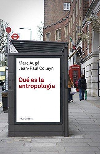 Qué es la antropología por Marc Augé