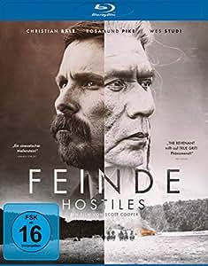 Feinde - Hostiles [Blu-ray]