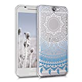 Hülle für HTC One A9 - kwmobile Crystal Case Handy