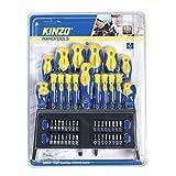 Kinzo Tournevis Set de 49pièces, 8711252935263