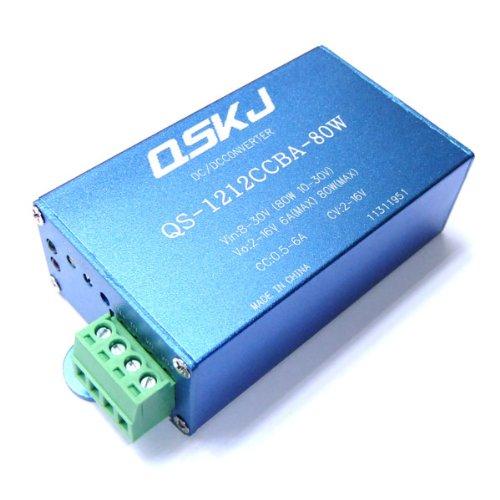 Preisvergleich Produktbild DEOK 8-30V auf 2-16V DC Step Up / Down Converter Constan Strom / Spannung LED-Treiber Akku-Ladegerät