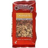 Borges - Cacahuete Repelado Frito Y Salado. Bolsa Corn Seal 200 g - [Pack de 7]