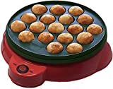 Macchina per cialde per Pane, Macchina per la Salute e la casa elettrica Takoyaki Palle, Torta Pops Maker con Rivestimento Antiaderente, Facile da Pulire