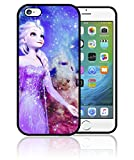 Coque iPhone et Samsung Elsa Galaxie Galaxy Frozen La Reine des Neiges Disney0148