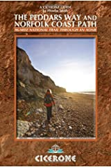 The Peddars Way and Norfolk Coast Path (Cicerone Guides) Paperback