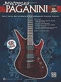 Shredding Paganini: Heavy Metal Guitar Meets Paganini Masterpieces (Book & CD) (National Guitar Workshop)