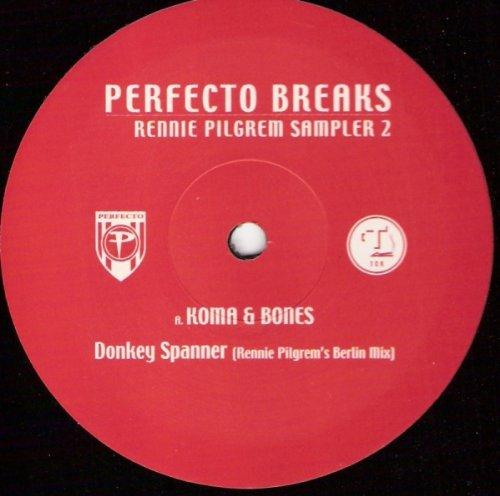 Perfecto Breaks Sampler 2 [Vinyl Single] -
