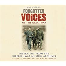 Forgotten Voices of WWI CD Box Set: RC-690