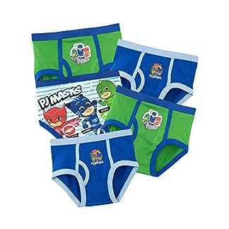 PJ Masks Ropa Interior para niños Aventuras en Pijamas – Paquete de 5