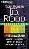 J. D. Robb CD Collection 8: Memory in Death / Born in Death / Innocent in Death