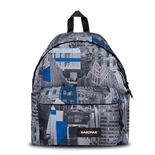 Eastpak PADDED PAK'R Zaino Casual, 40 cm, 24 liters, Multicolore (Chroblue)