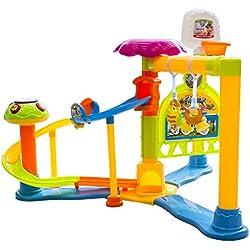Centro de Actividades y Juegos para Bebés Incluye Variedad de Actividades y Estimulaciones con Sonidos y Música