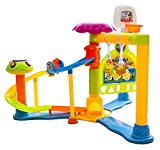 deAO Colourful Paradise Baby Game Activity Centre For Babies And Toddlers Includes Variety of Activities And Stimulations