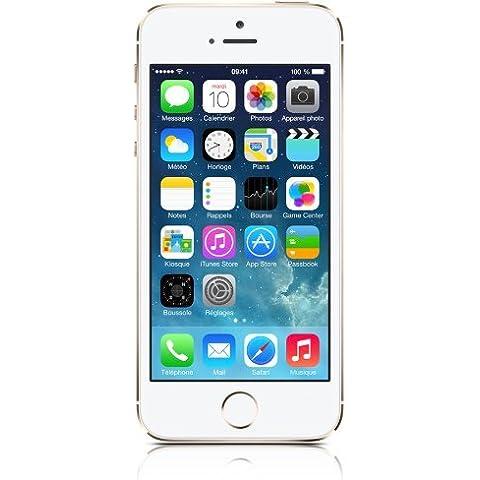 Apple iPhone 5s 16GB 4G Plata - Smartphone (iOS, SIM única, NanoSIM, GSM, WCDMA, LTE)