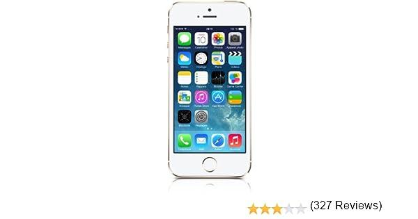 95b40959f47f34 Apple iPhone 5s Smartphone débloqué 4G (Ecran   4 pouces  Amazon.fr   High-tech