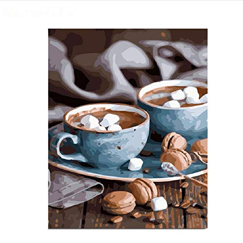 CCEEBDTO 1000 Pieces Jigsaw Puzzles Adult Education Wooden Diy Puzzle Afternoon Coffee Afternoon Tea S Landscape Puzzles Educational For Children Animation Pairing Puzzles 75X50Cm