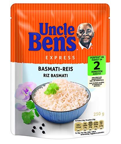UNCLE BEN'S Uncle Ben Espresso Riso Basmati 250 Glot 6