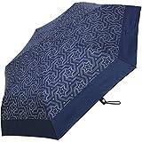 Pierre Cardin, Ombrello pieghevoli Uomo Blu blu-argento 92 cm