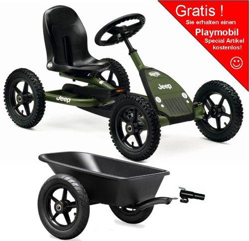 Berg-Gokart-Buddy-Junior-Jeep-Wrangler-inkl-AHK-und-Anhnger-Playmobil-Special-Gratis