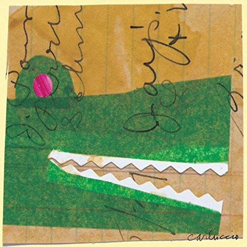 Oopsy Daisy Collage (Oopsy Daisy Alligator von Maria Carluccio Leinwand Wand Art, 10von 25,4cm)