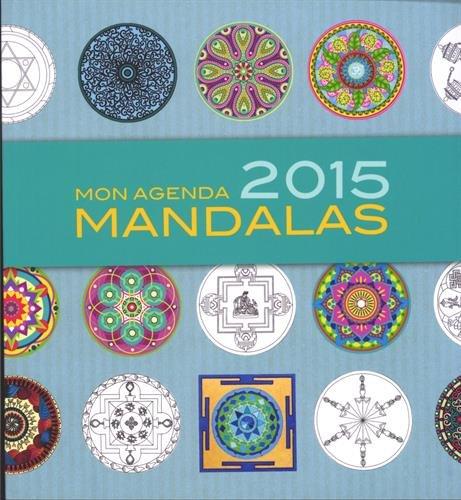 Mon agenda mandalas 2015