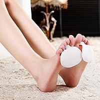 Metatarsalgie Fußpads gegen schmerzende Füße aus weichem Silikon - ideal für schmerzende Füsse durch Highheel... preisvergleich bei billige-tabletten.eu
