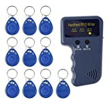 Aiming Handheld 125KHz RFID copiatrice/scrittore / lettori/duplicatore con 10pcs ID Tag