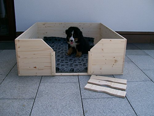 Artikelbild: Easy-Hopper Wurfbox / Welpenbox / Schlafplatz Standard 140x120 cm
