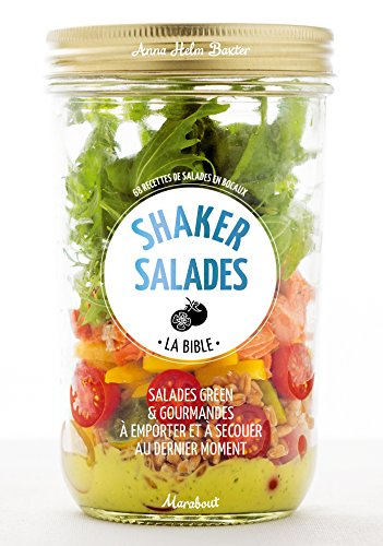 Shaker salades par Anna Helm Baxter
