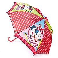 Disney Minnie Mouse Umbrella, Red