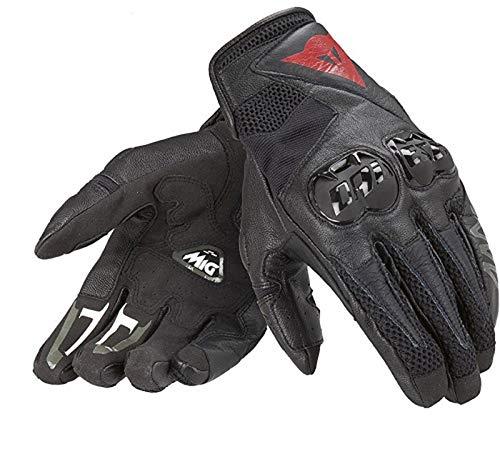 guanti pelle dainese Guanti Pelle Dainese MIG C2 Nero/Nero/Nero (XL)