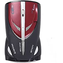 XRS9780 16 Band Car Detector LCD Display Radar Laser Detector