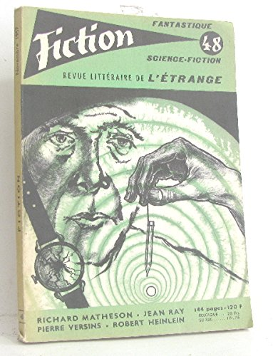 Fiction n°48 , richard matheson, ray jean, versins pierre, heinlein robert