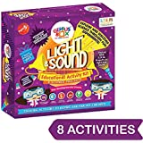 Genius Box Learning STEM Toy for 5+ Year Age: Light and Sound DIY,Activity Kit, Learning Kit, Educational Kit