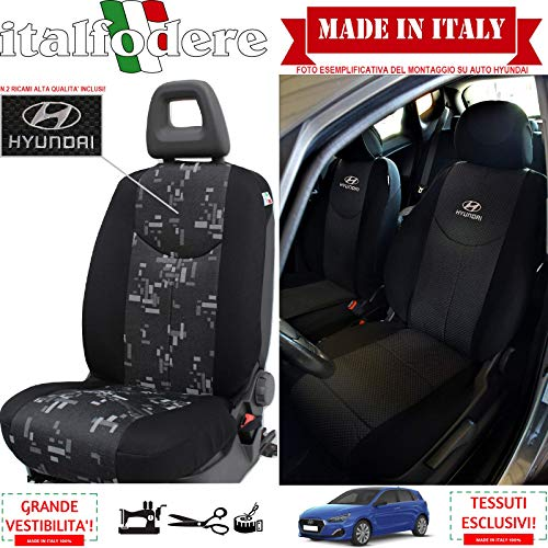 Tappeti Moquette Bordo Rosso COPPIA COPRISEDILI Specifici Alfa Romeo GIULIETTA