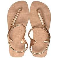 Havaianas Flash Urban, Women's Slippers, Pink (Rose Gold), 39/40 EU