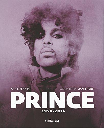Prince: (1958-2016) par Mobeen Azhar