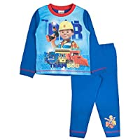 Bob the Builder Boys Long Pyjamas Pjs