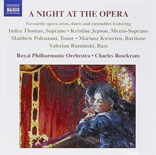 Night at the Opéra (a) - Favourite Opéra Arias, Duets and Ensembles