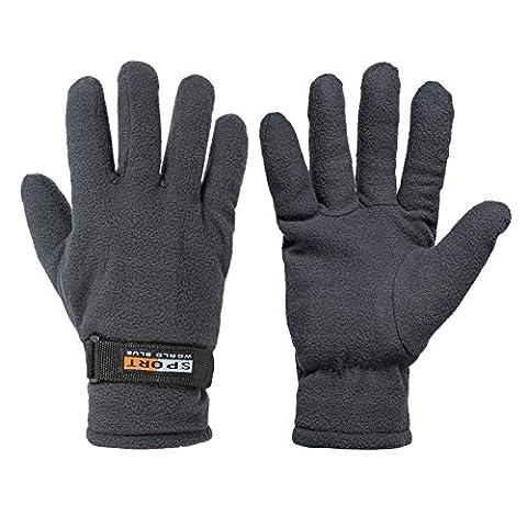 Thermal Gloves, OZERO -20ºF Cold Proof Winter Glove - Genuine