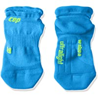 CEP Herren No Show Men Socken, Light Blue/Lime