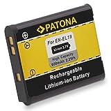 PATONA 1090 camera/camcorder battery Ión de